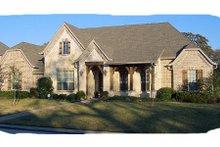 Dream House Plan - European Exterior - Front Elevation Plan #84-422