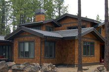 Dream House Plan - Craftsman Exterior - Other Elevation Plan #434-26