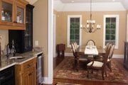 Country Style House Plan - 3 Beds 3.5 Baths 3528 Sq/Ft Plan #930-10 Interior - Dining Room