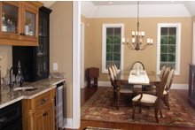 Dream House Plan - Country Interior - Dining Room Plan #930-10
