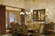 Dream House Plan - Craftsman Interior - Dining Room Plan #48-233