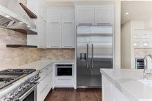 Contemporary Interior - Kitchen Plan #892-30