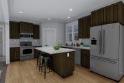 Craftsman Style House Plan - 4 Beds 2.5 Baths 2399 Sq/Ft Plan #1060-52 Interior - Kitchen