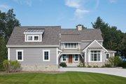 Farmhouse Style House Plan - 3 Beds 3.5 Baths 3799 Sq/Ft Plan #928-14