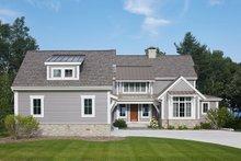 Home Plan - Farmhouse Exterior - Front Elevation Plan #928-14
