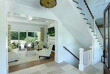Architectural House Design - Farmhouse Interior - Entry Plan #928-309