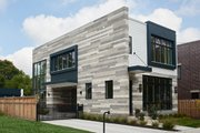 Contemporary Style House Plan - 3 Beds 2.5 Baths 2368 Sq/Ft Plan #928-296