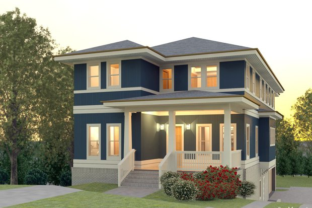Family Style House Plans, Floor Plans & Designs