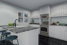Traditional Interior - Kitchen Plan #1060-68