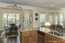 Country Interior - Kitchen Plan #929-704