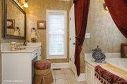 European Style House Plan - 3 Beds 2.5 Baths 2193 Sq/Ft Plan #929-34 Interior - Master Bathroom