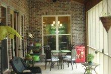 Craftsman Exterior - Outdoor Living Plan #430-148