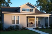 Bungalow Style House Plan - 2 Beds 2 Baths 1367 Sq/Ft Plan #63-249 Exterior - Other Elevation