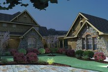 Dream House Plan - Craftsman Exterior - Other Elevation Plan #120-167