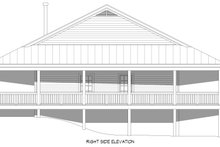 House Plan Design - Country Exterior - Other Elevation Plan #932-308