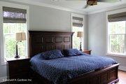 Craftsman Style House Plan - 4 Beds 3 Baths 2239 Sq/Ft Plan #929-1025 Interior - Master Bedroom