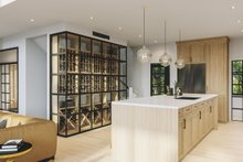 House Design - Farmhouse Interior - Kitchen Plan #23-2725