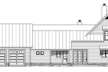 Traditional Exterior - Other Elevation Plan #932-212