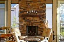 Craftsman Exterior - Outdoor Living Plan #929-861