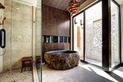 Beach Style House Plan - 4 Beds 4.5 Baths 5680 Sq/Ft Plan #548-12 Interior - Master Bathroom