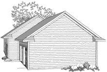 House Plan Design - Ranch Photo Plan #70-1023