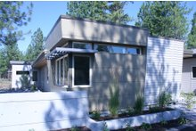 Modern Exterior - Other Elevation Plan #892-8