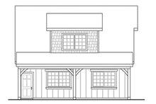 Architectural House Design - Craftsman Exterior - Other Elevation Plan #124-891