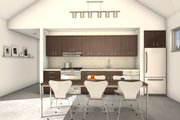 Modern Style House Plan - 2 Beds 1 Baths 1160 Sq/Ft Plan #497-29 Interior - Other
