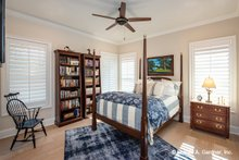 Home Plan - Country Interior - Master Bedroom Plan #929-1006