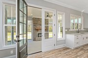 Farmhouse Style House Plan - 4 Beds 4.5 Baths 3860 Sq/Ft Plan #63-430 Interior - Other