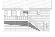 Country Exterior - Other Elevation Plan #932-253