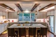 Craftsman Style House Plan - 3 Beds 2 Baths 2497 Sq/Ft Plan #935-12 Interior - Kitchen
