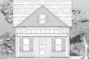 Traditional Style House Plan - 3 Beds 2.5 Baths 1793 Sq/Ft Plan #442-5 Exterior - Other Elevation