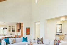 Farmhouse Interior - Family Room Plan #928-308