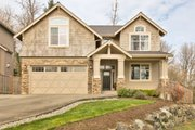 Craftsman Style House Plan - 3 Beds 3.5 Baths 2823 Sq/Ft Plan #132-134 Exterior - Other Elevation