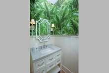 House Design - Cottage Interior - Bathroom Plan #938-107