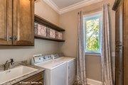 European Style House Plan - 3 Beds 3.5 Baths 3874 Sq/Ft Plan #929-929 Interior - Laundry