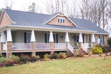Architectural House Design - Craftsman Photo Plan #44-186