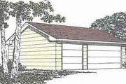 Traditional Style House Plan - 0 Beds 0 Baths 720 Sq/Ft Plan #116-140 Exterior - Front Elevation
