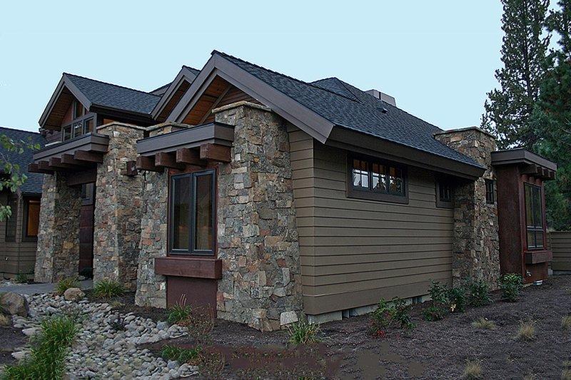 Craftsman Exterior - Other Elevation Plan #892-7 - Houseplans.com