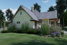 House Design - Craftsman Exterior - Other Elevation Plan #120-171