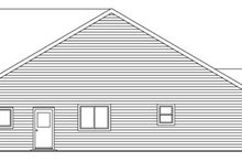Home Plan - Traditional Exterior - Other Elevation Plan #124-768