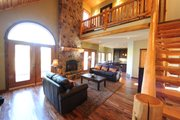 Cottage Style House Plan - 3 Beds 2.5 Baths 1909 Sq/Ft Plan #23-417