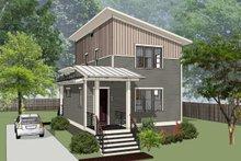 Home Plan - Modern Exterior - Front Elevation Plan #79-322