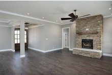 Dream House Plan - Tudor Interior - Other Plan #45-372