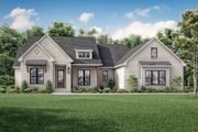 Farmhouse Style House Plan - 4 Beds 3 Baths 2608 Sq/Ft Plan #430-220