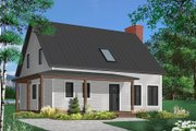 Country Style House Plan - 3 Beds 2.5 Baths 1772 Sq/Ft Plan #23-2670