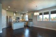 Prairie Style House Plan - 3 Beds 2 Baths 2294 Sq/Ft Plan #124-1065 Interior - Kitchen