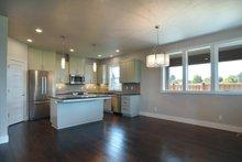 Prairie Interior - Kitchen Plan #124-1065