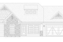 Craftsman Exterior - Front Elevation Plan #932-205